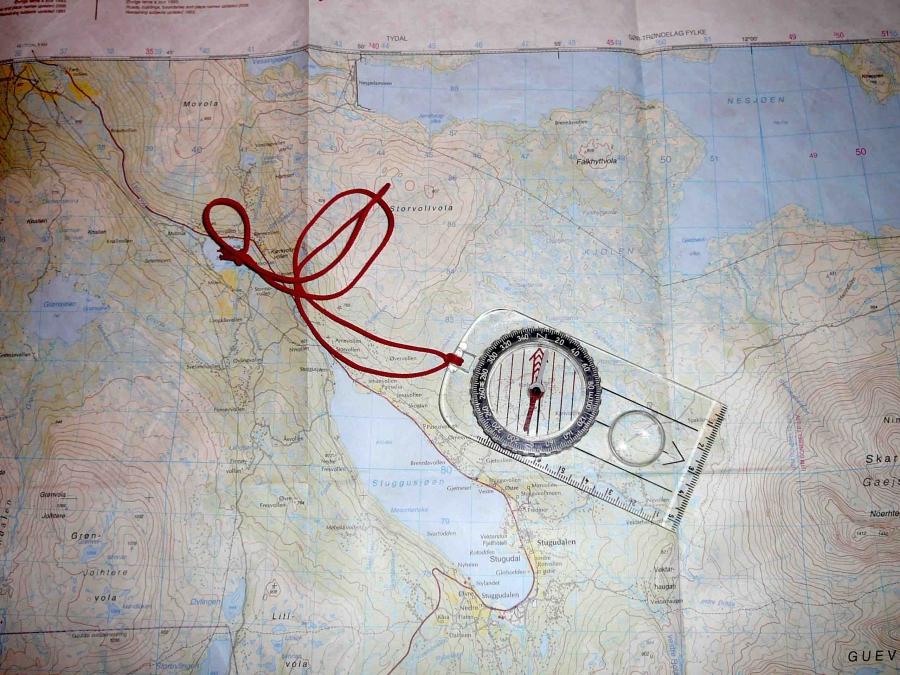 tydal kart Stugudal Håndverk og Fritid   Kart for Tydal